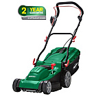 more details on Qualcast Corded Rotary Lawnmower - 1600W.
