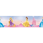 more details on Disney Pretty as a Princess Border - Multicoloured.