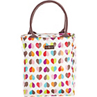 more details on Beau and Elliot Confetti Insulated Lunch Bag - Multicoloured