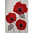 more details on Elissia Hand Tuft Rug - 230 x 160cm - Red.
