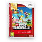 more details on New Super Mario Bros. Wii Selects Wii Game.