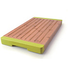 more details on BergHOFF Grooved Bamboo Chopping Board.