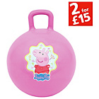 more details on Peppa Pig Space Hopper.