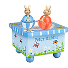 more details on Orange Tree Peter Rabbit Music Box.