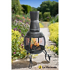 more details on La Hacienda Steel Medium Chiminea.