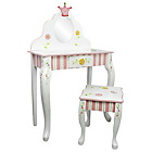 more details on Fantasy Fields Princess and Frog Vanity Table and Stool.