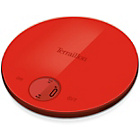 more details on Terraillon Halo Bumper 6Kg Glass Scale - Red.
