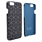 more details on Clik iPhone 6/6s Hard Shell Case - Cube Illusion.