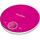 more details on Terraillon Halo Colour 4Kg Electronic Scale - Pink.