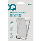 more details on Xqisit iPhone 6 Antiscratch Screen Protector - Pack of 3.