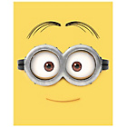 more details on Despicable Me Fleece Blanket - Yellow.