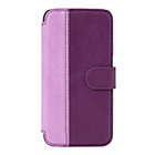 more details on Clik Samsung S6 Folio Case - Purple.