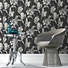 more details on Laurence Llewelyn Bowen Wallpaper - Tulip Grey.