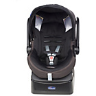more details on Chicco Autofix Group 0+ Car Seat - Black.