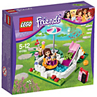more details on LEGO® Friends Olivia's Garden Pool - 41090.