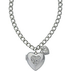 more details on Lipsy Heart Locket Necklace.