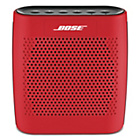 more details on Bose SoundLink Colour Bluetooth Wireless Speaker - Red.