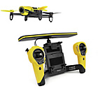 more details on Parrot Bebop Drone Plus Skycontroller - Yellow, Red or Blue.
