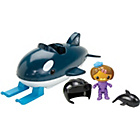 more details on Fisher-Price Octonauts Gup-O and Dashi