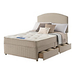 more details on Sealy Relax Backcare Superking 4 Drawer Divan Bed.