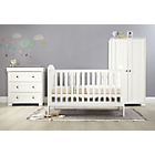 more details on Mamas & Papas Harrow 3 Piece Nursery Furniture Set - White.