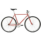 more details on Chill Bike 48cm with Silver Rims - Peach.