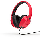 more details on Skullcandy Crusher Over Ear with Mic - Red/Black.