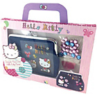more details on Hello Kitty Decorate your own Purse.