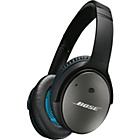 more details on Bose Quiet Comfort 25 Headphones - Black.