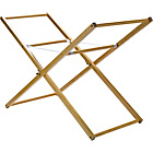 more details on Kub Wooden Folding Moses Basket Stand.