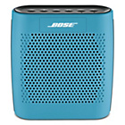 more details on Bose SoundLink Colour Bluetooth Wireless Speaker - Blue.