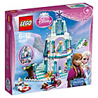 more details on LEGO Disney Princess: Elsa Sparkling Ice Castle - 41062.