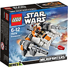 more details on LEGO&reg; <I>Star Wars&trade; </I>Microfighters Snowspeeder&trade; - 75074.