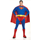 more details on DC Super Heroes Deluxe Superman Costume - 44-50 Inches.
