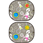more details on Benbat Round Bubble Dreams Sunshade - 2 Pack.