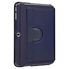 more details on Targus Slim Rotating Case Stand for Samsung Galaxy 4 - Blue.