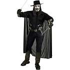 more details on V for Vendetta Costume - 38-42 Inches.