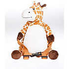 more details on BoBo Buddies Toddler Backpack with Reins - Giraffe.