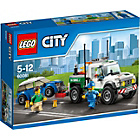 more details on LEGO® CITY Pickup Tow Truck - 60081.