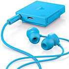 more details on Nokia BH-121 Bluetooth Stereo Headset - Cyan.