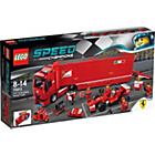 more details on LEGO Speed Champions F14 T and Scuderia Truck - 75913