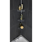 more details on Heart of House Chrome Shower Organiser Pole.