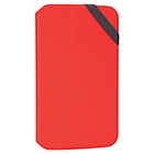 more details on Targus EverVu Case for Samsung 7 inch Galaxy Tab 4 - Red.
