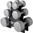 more details on Pro Fitness Dumbbell Tree Set.