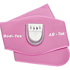 more details on Bodi-Tek Ab-Tek Ab Workout & Toning Belt - Pink.