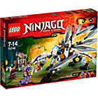 more details on LEGO® Ninjago™ Titanium Dragon - 70748.