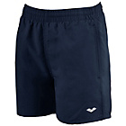 more details on Arena Fundamental Boxer Navy/White Swim Suit - 10-11 years.