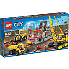 more details on LEGO CITY Demolition Site - 60076.