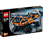 more details on LEGO Technic Arctic Truck - 42038.