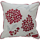 more details on Heart of House Emily Floral Cushion - Red.